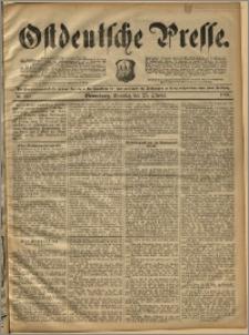 Ostdeutsche Presse. J. 16, 1892, nr 249