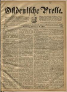 Ostdeutsche Presse. J. 16, 1892, nr 250