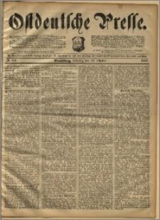 Ostdeutsche Presse. J. 16, 1892, nr 254