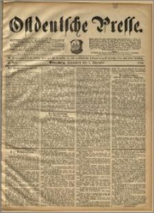Ostdeutsche Presse. J. 16, 1892, nr 259