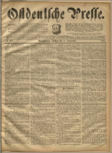 Ostdeutsche Presse. J. 16, 1892, nr 264