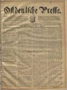 Ostdeutsche Presse. J. 16, 1892, nr 265