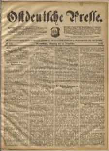 Ostdeutsche Presse. J. 16, 1892, nr 266