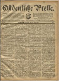 Ostdeutsche Presse. J. 16, 1892, nr 267