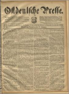 Ostdeutsche Presse. J. 16, 1892, nr 269