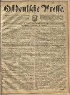 Ostdeutsche Presse. J. 16, 1892, nr 271