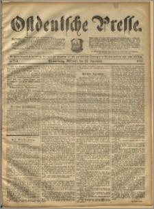 Ostdeutsche Presse. J. 16, 1892, nr 274