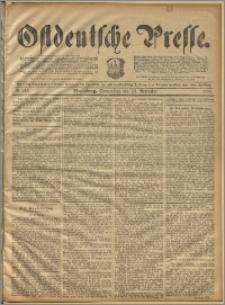 Ostdeutsche Presse. J. 16, 1892, nr 275