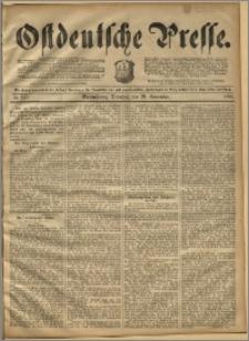Ostdeutsche Presse. J. 16, 1892, nr 279