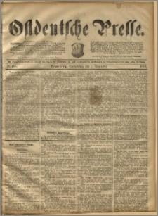 Ostdeutsche Presse. J. 16, 1892, nr 281