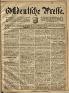 Ostdeutsche Presse. J. 16, 1892, nr 289