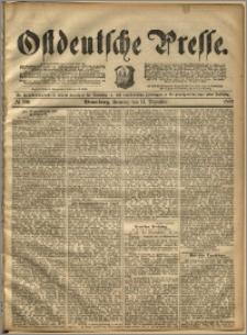 Ostdeutsche Presse. J. 16, 1892, nr 290
