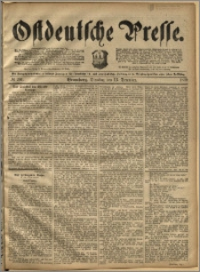 Ostdeutsche Presse. J. 16, 1892, nr 291