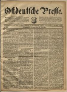 Ostdeutsche Presse. J. 16, 1892, nr 292