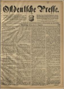Ostdeutsche Presse. J. 16, 1892, nr 294