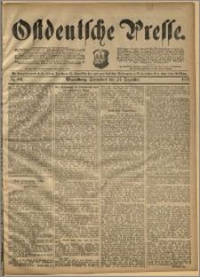 Ostdeutsche Presse. J. 16, 1892, nr 301