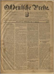 Ostdeutsche Presse. J. 24, 1900, nr 1
