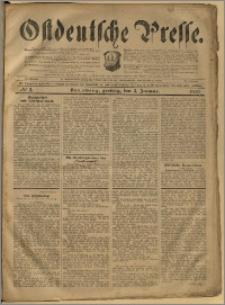 Ostdeutsche Presse. J. 24, 1900, nr 3