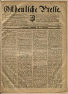 Ostdeutsche Presse. J. 24, 1900, nr 5