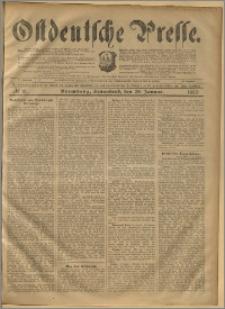 Ostdeutsche Presse. J. 24, 1900, nr 16
