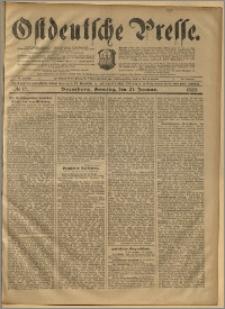 Ostdeutsche Presse. J. 24, 1900, nr 17