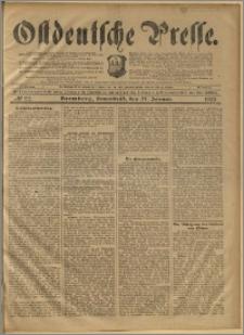 Ostdeutsche Presse. J. 24, 1900, nr 22
