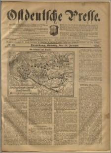 Ostdeutsche Presse. J. 24, 1900, nr 23