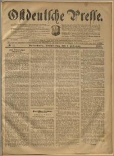 Ostdeutsche Presse. J. 24, 1900, nr 26