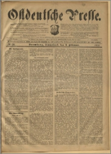 Ostdeutsche Presse. J. 24, 1900, nr 28