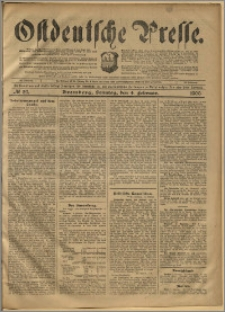 Ostdeutsche Presse. J. 24, 1900, nr 29