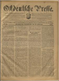 Ostdeutsche Presse. J. 24, 1900, nr 34