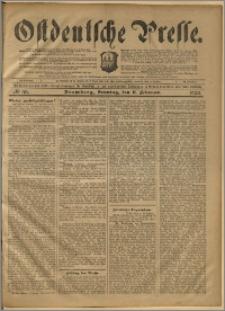 Ostdeutsche Presse. J. 24, 1900, nr 35