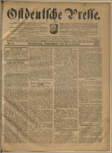 Ostdeutsche Presse. J. 24, 1900, nr 46