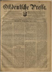 Ostdeutsche Presse. J. 24, 1900, nr 56