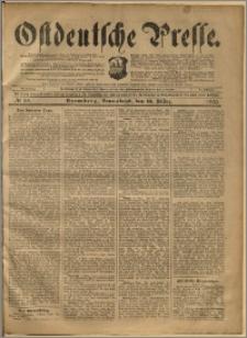 Ostdeutsche Presse. J. 24, 1900, nr 58