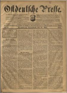 Ostdeutsche Presse. J. 24, 1900, nr 121