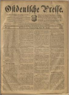 Ostdeutsche Presse. J. 24, 1900, nr 148