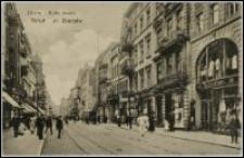Toruń - ulica Szeroka