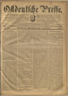 Ostdeutsche Presse. J. 24, 1900, nr 204