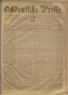 Ostdeutsche Presse. J. 24, 1900, nr 222