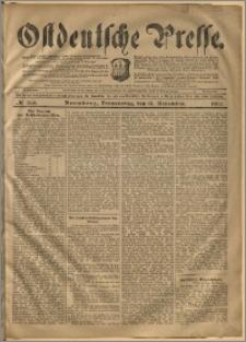 Ostdeutsche Presse. J. 24, 1900, nr 268