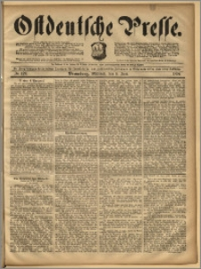 Ostdeutsche Presse. J. 18, 1894, nr 129