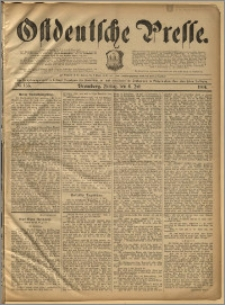 Ostdeutsche Presse. J. 18, 1894, nr 155