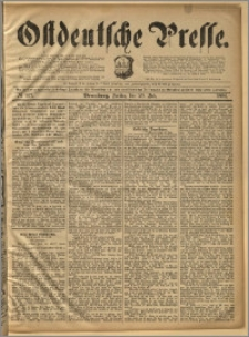 Ostdeutsche Presse. J. 18, 1894, nr 167