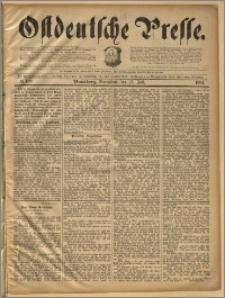 Ostdeutsche Presse. J. 18, 1894, nr 168