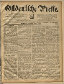Ostdeutsche Presse. J. 18, 1894, nr 177