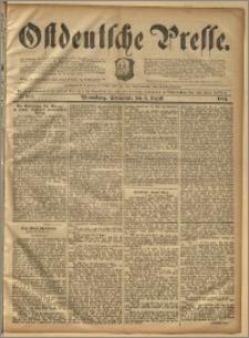 Ostdeutsche Presse. J. 18, 1894, nr 180