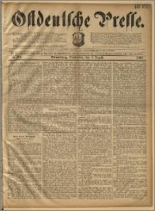 Ostdeutsche Presse. J. 18, 1894, nr 184