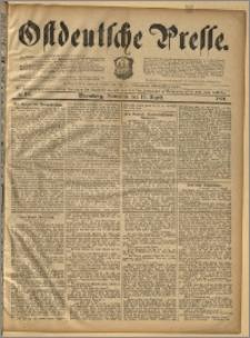 Ostdeutsche Presse. J. 18, 1894, nr 186