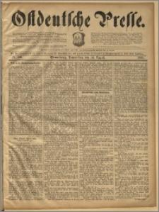 Ostdeutsche Presse. J. 18, 1894, nr 190